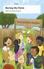 Pearson English Year 3: Making a Difference - Saving the Farm (Reading Level 23-25/F&P Level N-P)