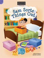 Discovering Science (Chemistry Lower Primary): Sam Sorts Things Out (Reading Level 3/F&P Level C)