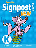 Australian Signpost Maths NSW K Student Activity Book