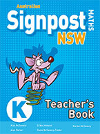 Australian Signpost Maths NSW K Teacher's Book