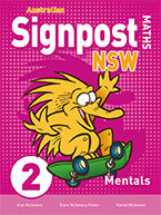 Picture of Australian Signpost Maths NSW 2 Mentals