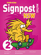 Picture of Australian Signpost Maths NSW 2 Student Activity Book
