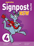 Picture of Australian Signpost Maths NSW 4 Student Activity Book