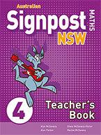 Australian Signpost Maths NSW 4 Teacher's Book