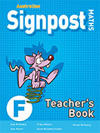 Australian Signpost Maths F Teacher's Book