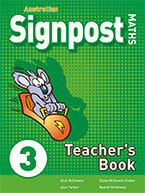 Australian Signpost Maths 3 Teacher's Book