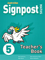 Australian Signpost Maths 5 Teacher's Book