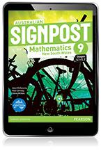 Australian Signpost Mathematics New South Wales  9 (5.1-5.2) eBook