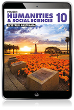 Pearson Humanities and Social Sciences Western Australia 10 eBook