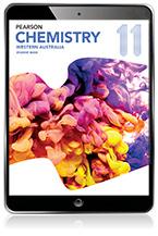 Pearson Chemistry 11 Western Australia eBook