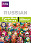 Russian Phrase Book and Dictionary