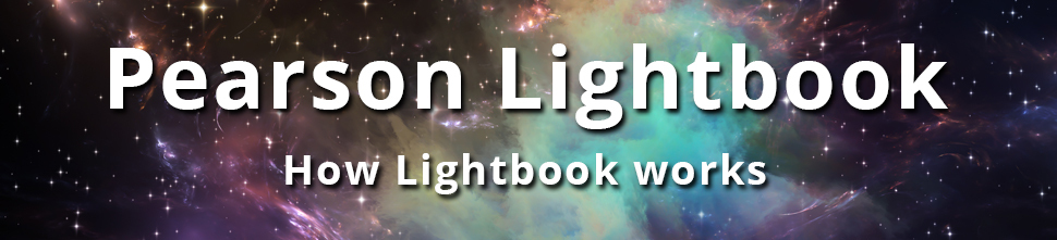 How lightbook works