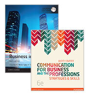 Business Communication resources for uni