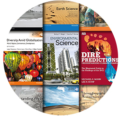 Browse the range of university geography resources