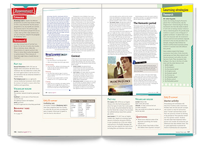 Pearson English 10 Teacher Companion