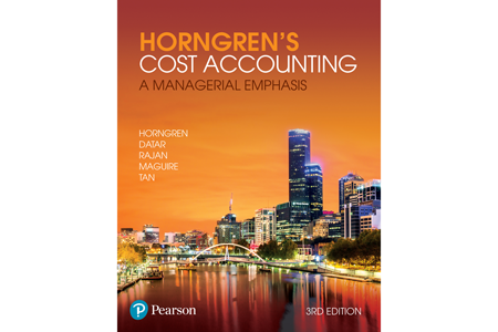 Horngrens cost accounting