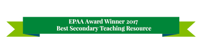 EPAA 2017 - Best Secondary Teacher Resource