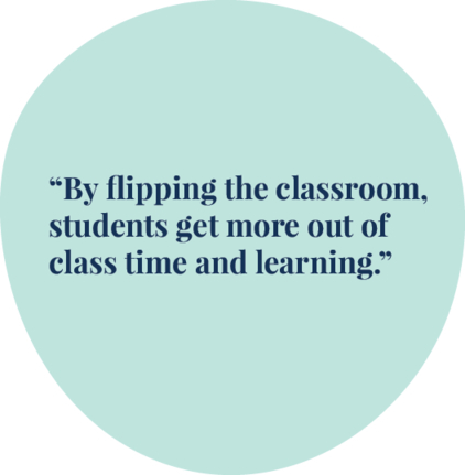 How flipped classrooms make learning more productive and fun - B1 422 x 431