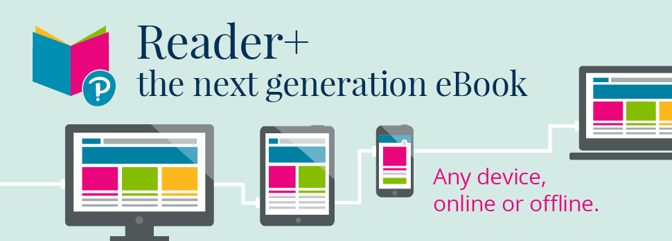 Reader+ our next generation eBook