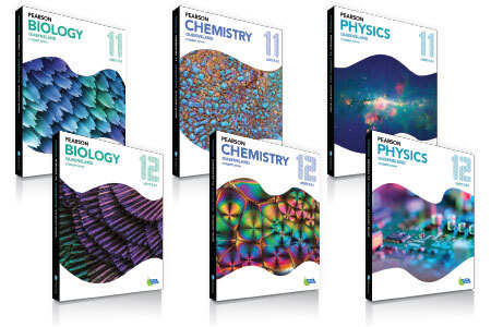 Pearson QLD senior science student books