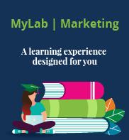 MyLab Marketing resources for uni