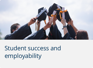 Student success and employability