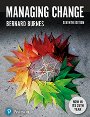 Managing Change, 7th Edition