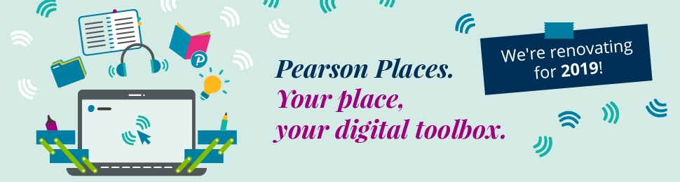Pearson Places overview