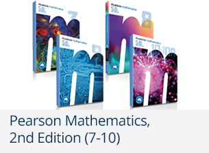 Pearson Mathematics, 2nd Edition