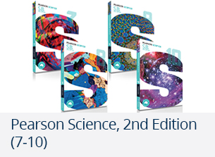Pearson Science, 2nd Edition
