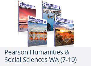 Pearson Humanities and Social Sciences WA
