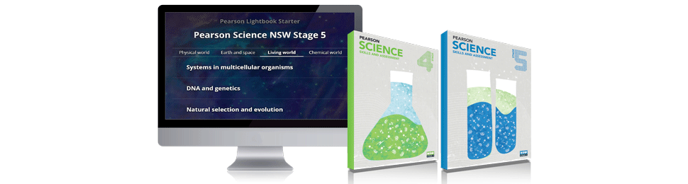 Pearson Science NSW Stage 4 and 5