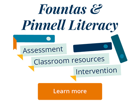 Fountas & Pinnell Literacy