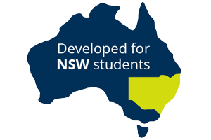 Developed specifically for the NSW syllabus