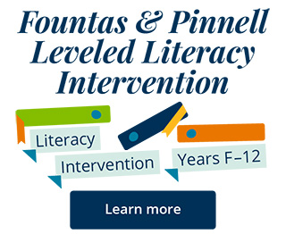 Fountas and Pinnell Leveled Literacy Intervention