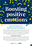 Read more boosting positive emotions