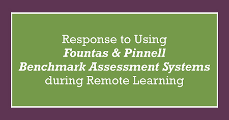 Benchmark Assessment Systems - remote learning