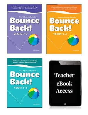 Buy the Bounce Back Whole School Resource Pack