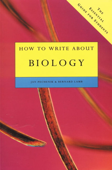 How to Write about Biology