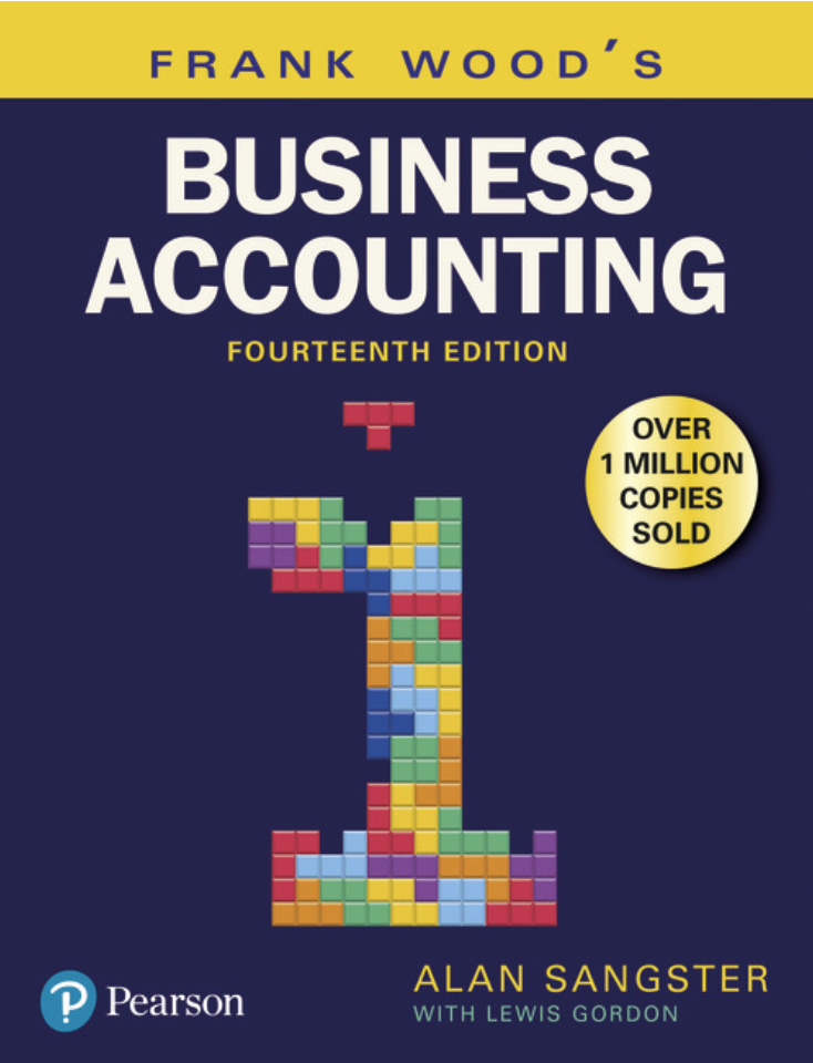 Business Accounting Volume 1