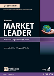 Market Leader Advanced cover