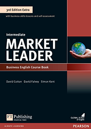 Market Leader intermediate cover