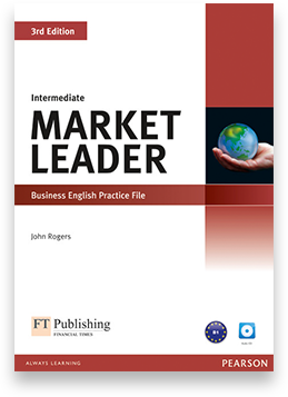 Market Leader Practice File with Audio CD