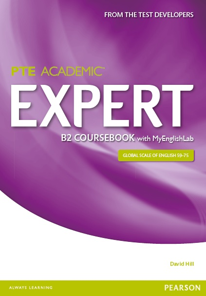 PTE Academic B2 book cover