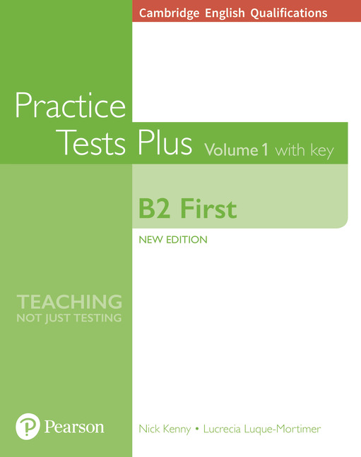 practice tests plus B2 First