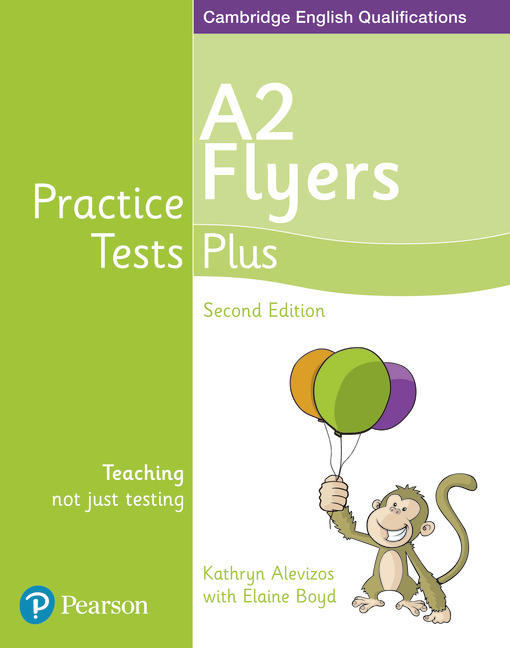 practice tests plus flyers