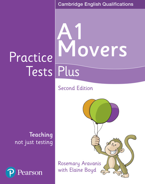 practice tests plus movers