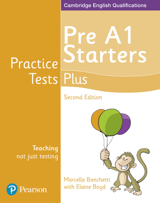 practice tests plus starters