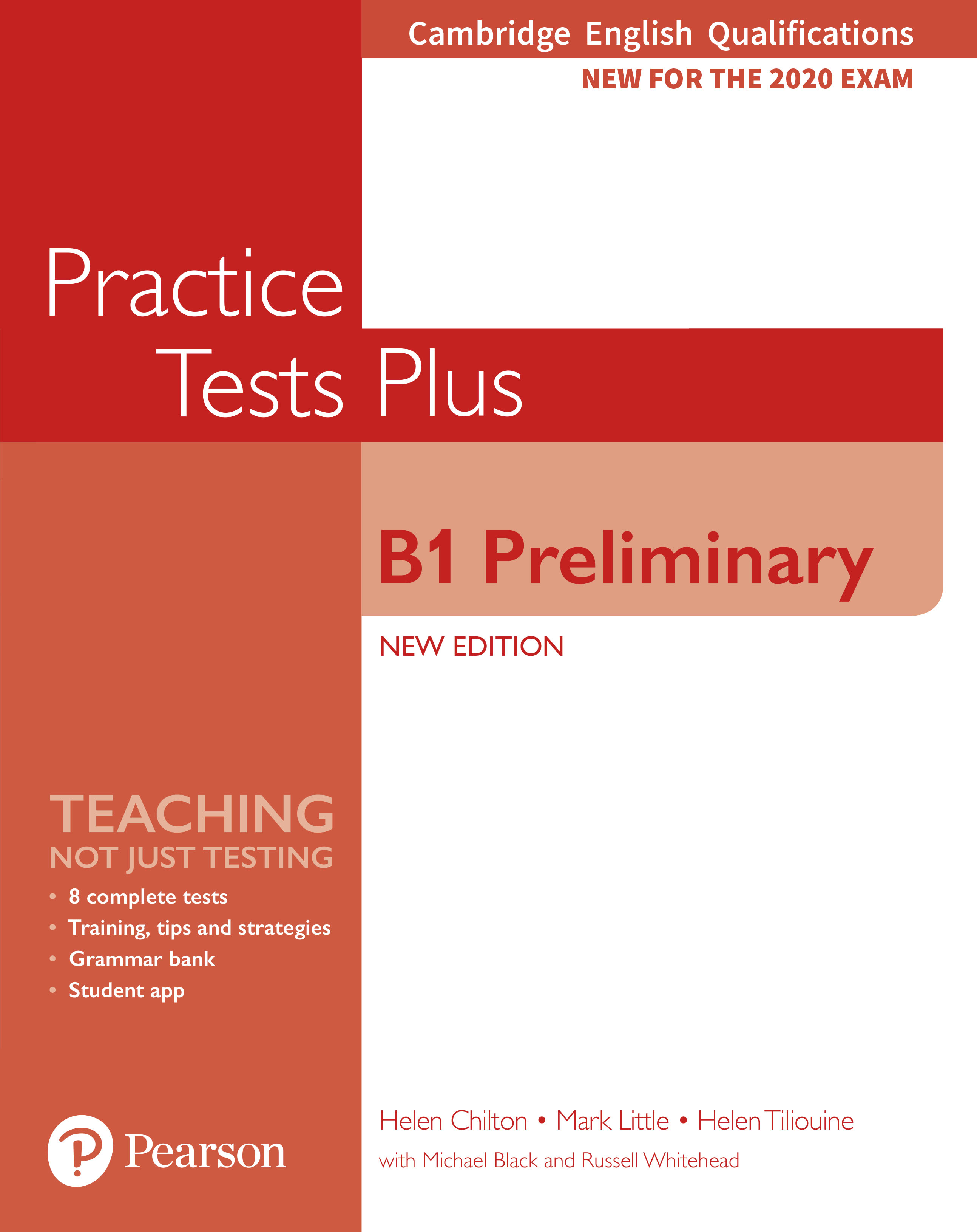 practice tests plus B1 preliminary