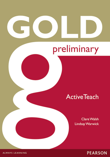 Gold Active Teach cover